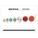 Nivia Storm Football - Size: 5  (Pack of 1, Yellow)